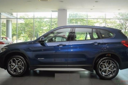 BMW X1 sDrive 2018